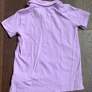 Crewcuts Shirts & Tops - Crewcuts Pale Purple / Lavender Polo